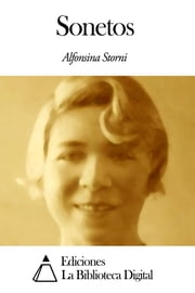 Sonetos ebook by Alfonsina Storni