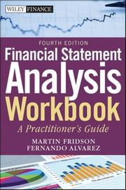 Financial Statement Analysis Workbook - A Practitioner's Guide ebook by Fernando Alvarez,Martin S. Fridson