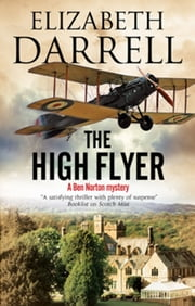 The High Flyer - An aviation mystery ebook by Elizabeth Darrell