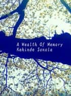 A Wealth Of Memory ebook by Kehinde Sonola