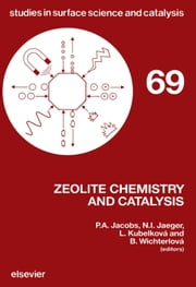 Zeolite Chemistry and Catalysis ebook by Kubelková, L.