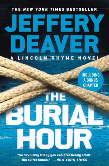 The Burial Hour ebooks by Jeffery Deaver