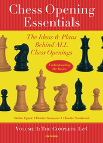 Chess Opening Essentials Ebook By Stefan Djuric 9789056916282