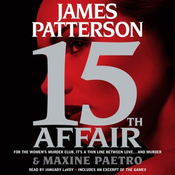 15th Affair audiobook by James Patterson,Maxine Paetro