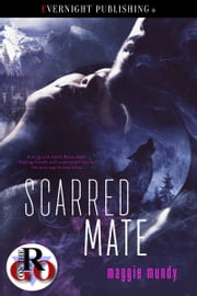 Scarred Mate ebook by Maggie Mundy