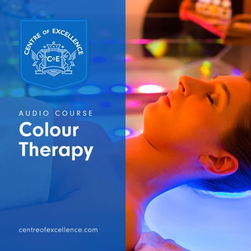 Colour Therapy audiobook by Centre of Excellence