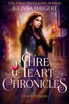 The Fire Heart Chronicles ebook by Juliana Haygert