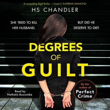 Degrees of Guilt - A gripping psychological thriller with a shocking twist audiobook by HS Chandler,Helen Fields