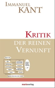 Kritik der reinen Vernunft ebook by Kobo.Web.Store.Products.Fields.ContributorFieldViewModel