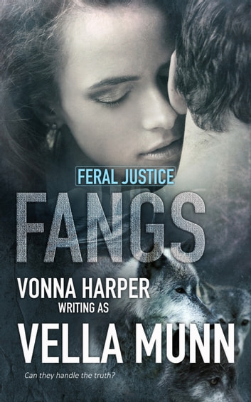 Fangs ebook by Vella Munn