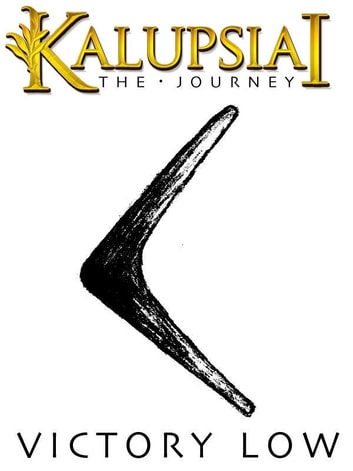 Kalupsia 1: The Journey ebook by Victory Low