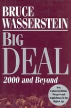 Big Deal - Mergers and Acquisitions in the Digital Age ebook by Bruce Wasserstein