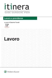 Lavoro ebook by Giacinto Favalli
