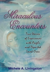 Miraculous Encounters - True Stories of Experiences with Angels and Departed Loved Ones ebook by Michele A. Livingston
