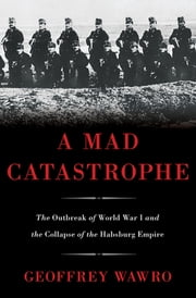 A Mad Catastrophe - The Outbreak of World War I and the Collapse of the Habsburg Empire ebook by Geoffrey Wawro