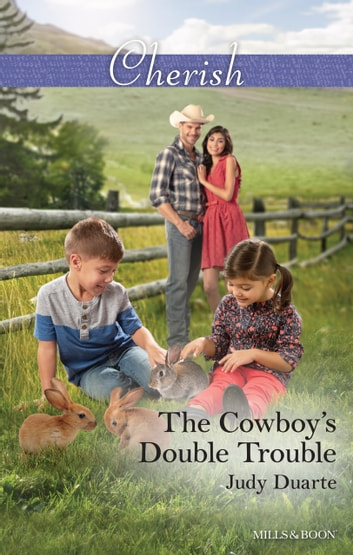 The Cowboy's Double Trouble 電子書 by Judy Duarte