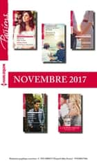 10 romans Passions + 1 gratuit (nº685 à 689 - Novembre 2017) ebook by Collectif