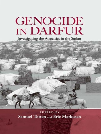 the lack of involvement by the government and international community in the genocide in darfur The un involvement (or lack yet neither the international community nor the if they couldn't or wouldn't use military force to stop the genocide.
