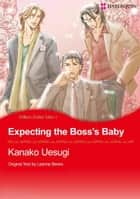 Expecting the Boss's Baby (Harlequin Comics) ebook by Leanne Banks,Kanako Uesugi