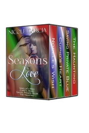 Seasons of Love (Holiday Romance Box Set) ebook by Nicole Garcia