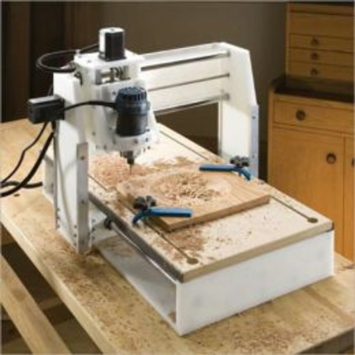 Cnc Woodworking For Beginners Ebook By Alene Edelson 1230000116353 Rakuten Kobo United States