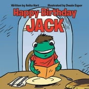 Happy Birthday Jack ebook by Anita Hart