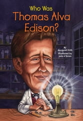 Who Was Thomas Alva Edison? ebook by Margaret Frith