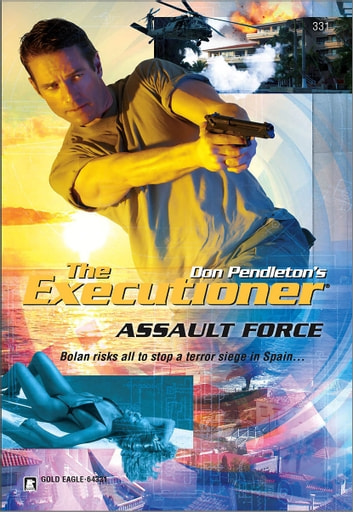 Assault Force ebook by Don Pendleton