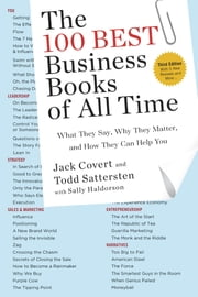 The 100 Best Business Books Of All Time Ebook By Jack Covert
