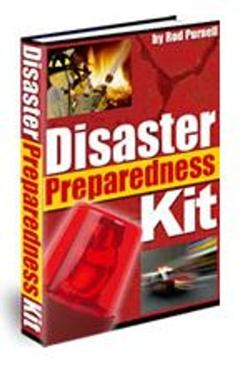 Disaster Preparedness Kit ebook by Rod Purnell