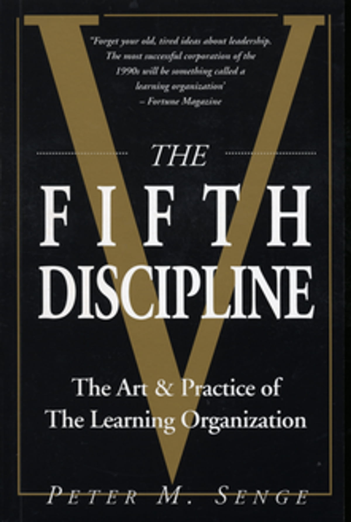 the fifth discipline table of contents