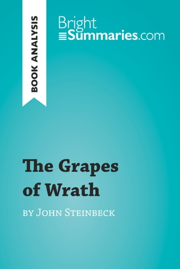 a brief synopsis of the grapes of wrath by john steinbeck