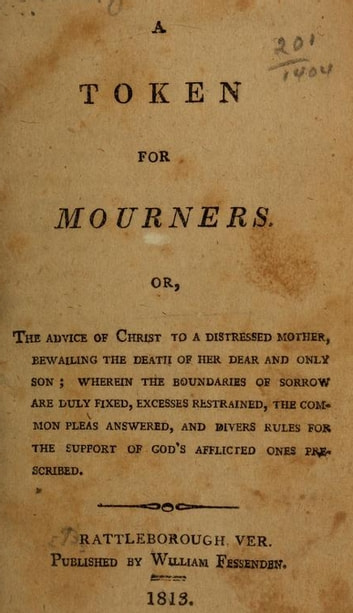 A Token For Mourners ebook by John Flavel