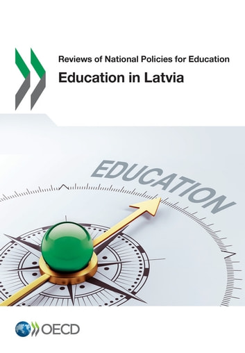 Education in Latvia ebook by Collectif
