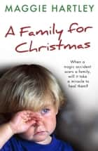 A Family For Christmas - When a tragic accident scars a family, will it take a miracle to heal them? ebook by Maggie Hartley