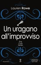 Ebook Un uragano all'improvviso di