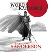 Words of Radiance - The Stormlight Archive Book Two audiobook by Brandon Sanderson