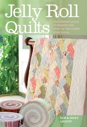 Jelly Roll Quilts ebook by Pam Lintott,Nicky Lintott