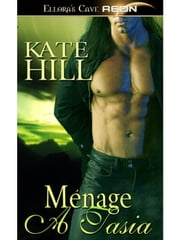 Menage A Tasia ebook by Kate Hill