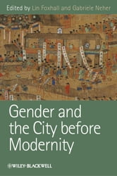 Gender and the City before Modernity ebook by