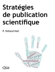 Stratégies de publication scientifique ebook by Patricia Volland-Nail