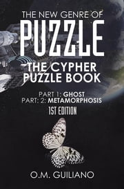 The Cypher Puzzle Book ebook by O.M. Guiliano