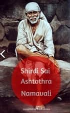 Shirdi Sai Baba Ashtothra Namavali ebook by Venkatesan