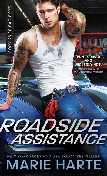 Roadside Assistance ebook by Marie Harte