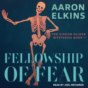 Fellowship of Fear audiobook by Aaron Elkins