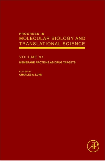 Membrane Proteins as Drug Targets ebook by Charles.A Lunn