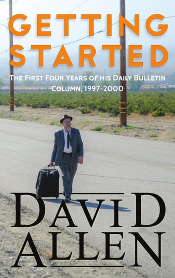 Getting Started ebook by David Allen