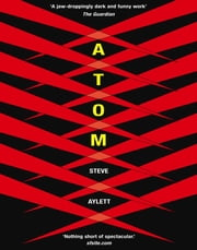 Atom ebook by Steve Aylett