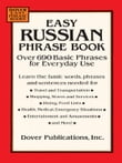 Easy Russian Phrase Book
