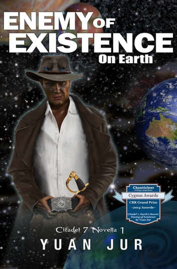 Enemy of Existence: On Earth ebook by Yuan Jur